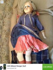 Schildkröt Puppe 75