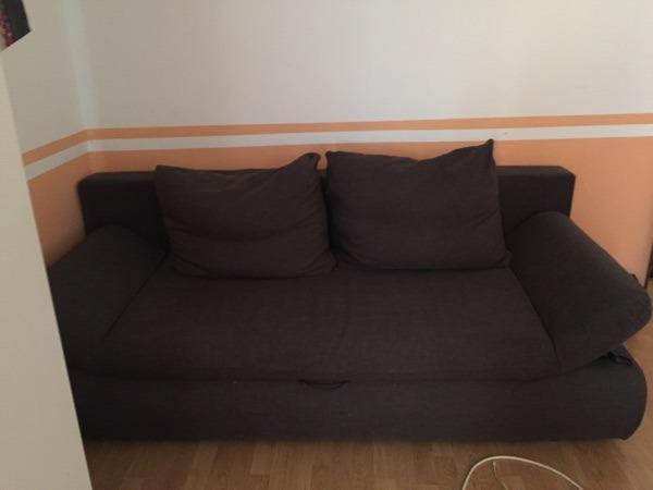 Schlafsofa polster sessel couch for Schlafsofa kleinanzeigen