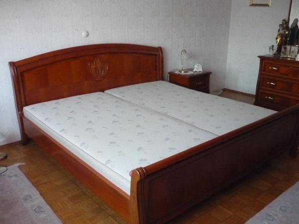 Schlafzimmer kirsch neu und gebraucht kaufen bei for Spiegel 2x2m