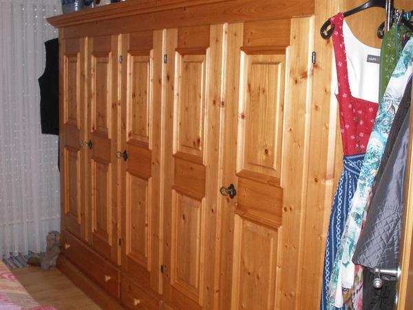 bett kleiderschrank neu und gebraucht kaufen bei. Black Bedroom Furniture Sets. Home Design Ideas