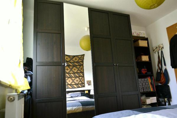 schrank braun kleinanzeigen familie haus garten. Black Bedroom Furniture Sets. Home Design Ideas