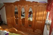 Schlafzimmerschrank Kiefer Echtholz