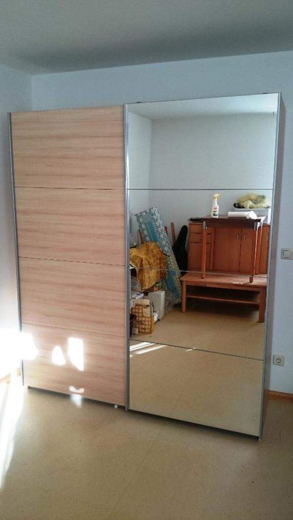 Ikea Schrank Reparieren : Schlafzimmer Schrank Ohne T?ren Begehbaren ...