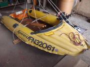 Schlauchboot + Aussenborder mit