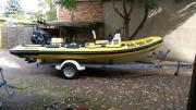 Schlauchboot RIB Ribcraft
