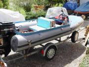Schlauchboot Wiking Seetörn