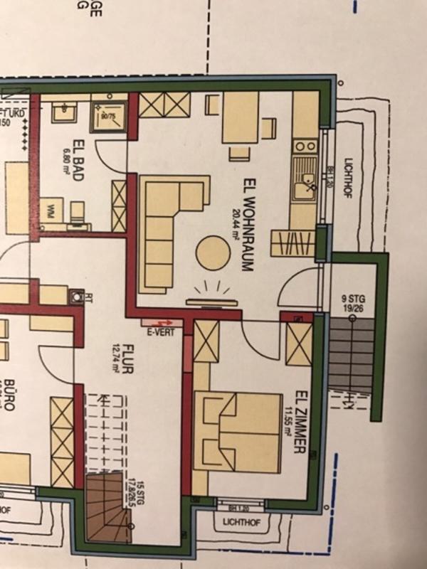 sch ne 2 zimmer bad wohnung in neckarsulm vermietung 2 zimmer wohnungen kaufen und verkaufen. Black Bedroom Furniture Sets. Home Design Ideas