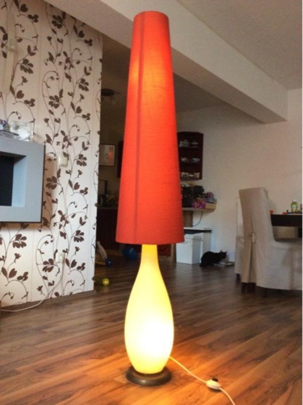 stehlampe schirm neu und gebraucht kaufen bei. Black Bedroom Furniture Sets. Home Design Ideas
