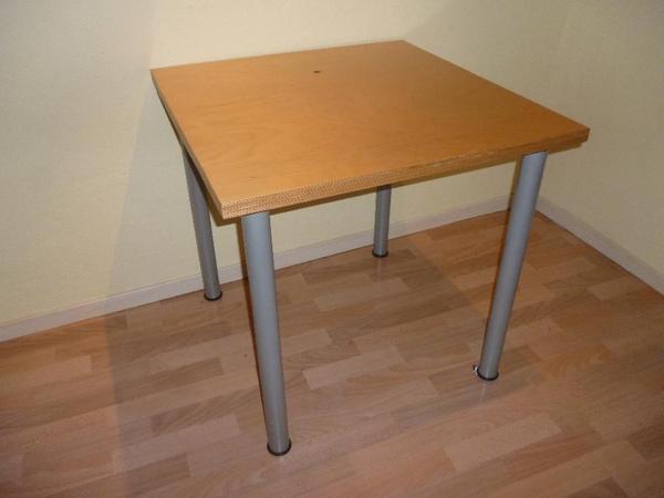 Kiefern tisch neu und gebraucht kaufen bei for Schwarzer kleiner tisch