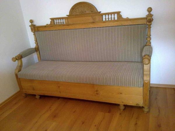 jugendstil sofa kaufen gebraucht und g nstig. Black Bedroom Furniture Sets. Home Design Ideas