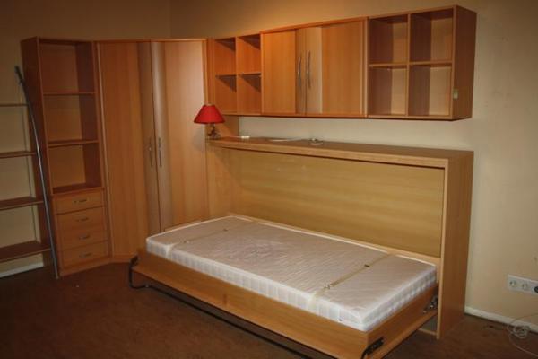 schrankbett incl matratze in baunatal schr nke sonstige schlafzimmerm bel kaufen und. Black Bedroom Furniture Sets. Home Design Ideas