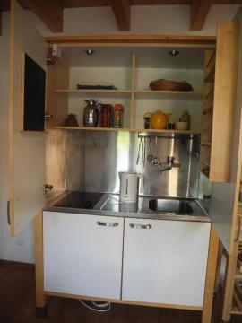 Schrankküche gebraucht  zu verkaufen