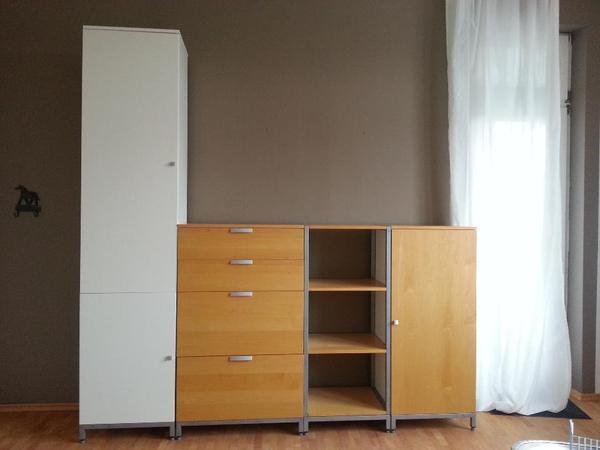 Schranksystem now by h lsta b ro oder jugenszimmer in for Jugendzimmer quoka