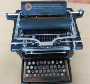 Schreibmaschine Remington Mod.