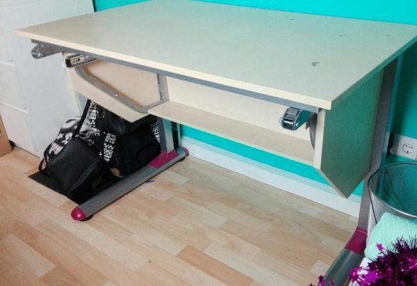 Tischplatte kaufen gebraucht und g nstig for Verstellbarer schreibtisch