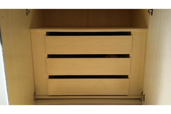 schubkasteneinsatz 3 schubk sten original schubladen. Black Bedroom Furniture Sets. Home Design Ideas