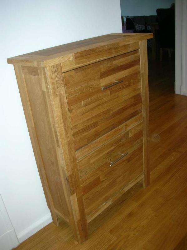 schuhschrank eiche kleinanzeigen familie haus garten. Black Bedroom Furniture Sets. Home Design Ideas