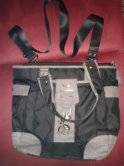 Schwarze Tasche von