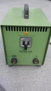 Schweißgerät / Kleinschweißtransformator Merz