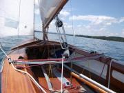 Segelboot Kielzugvogel