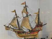 Segelschiff Santa Maria