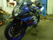 Sehr gepflegtes Motorrad