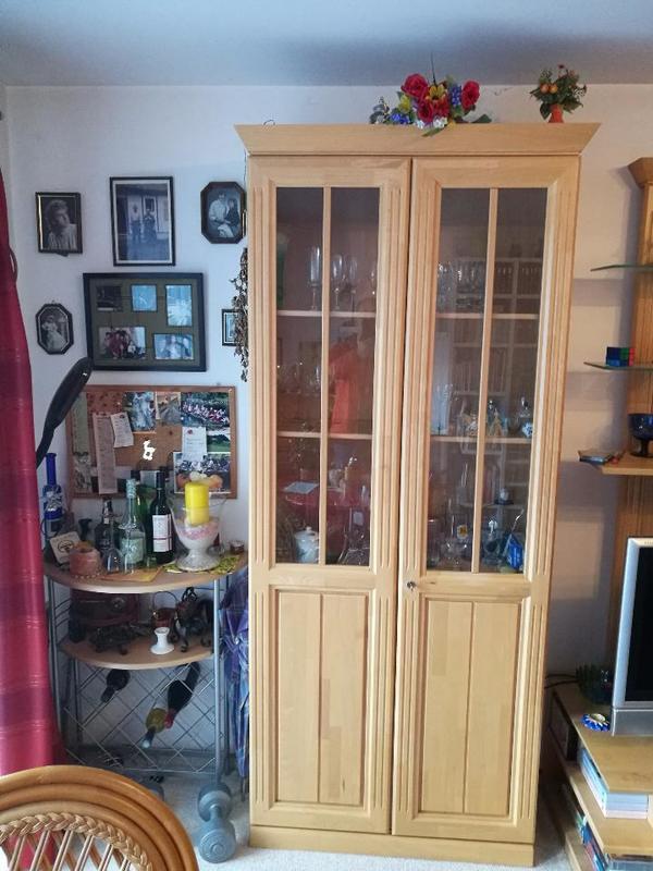 vitrine beleuchtet gebraucht kaufen nur 3 st bis 60 g nstiger. Black Bedroom Furniture Sets. Home Design Ideas