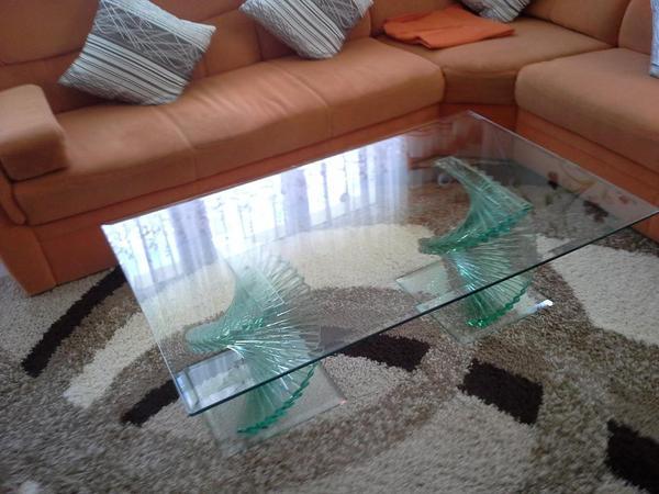 glastisch wohnzimmer neu und gebraucht kaufen bei. Black Bedroom Furniture Sets. Home Design Ideas