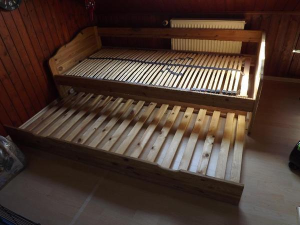 ausziehbares bett neu und gebraucht kaufen bei. Black Bedroom Furniture Sets. Home Design Ideas