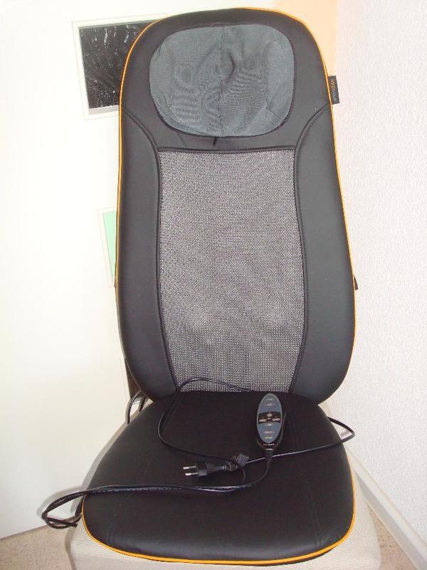 shiatsu massage sitzauflage mnc in berlin medizinische hilfsmittel rollst hle kaufen und. Black Bedroom Furniture Sets. Home Design Ideas