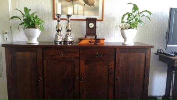 sideboard highboard teak designerm bel klassiker. Black Bedroom Furniture Sets. Home Design Ideas