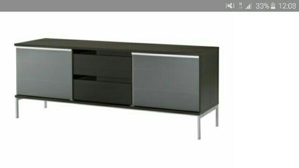 Kleiderschrank Ikea Aus Der Werbung ~ Stylische und hochwertige TV bank von ikea , nicht mehr im Sortiment