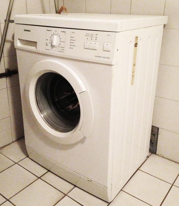 waschmaschine siemens siwamat waschmaschine siemens siwamat 5100 in m nchen siemens. Black Bedroom Furniture Sets. Home Design Ideas