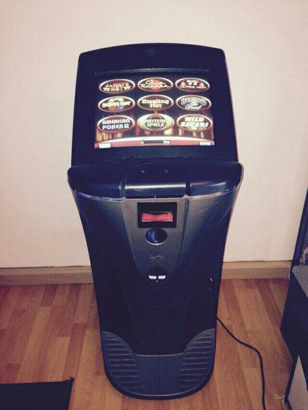 spielautomat mit book of ra kaufen