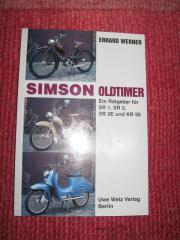 Simson Buch, sehr