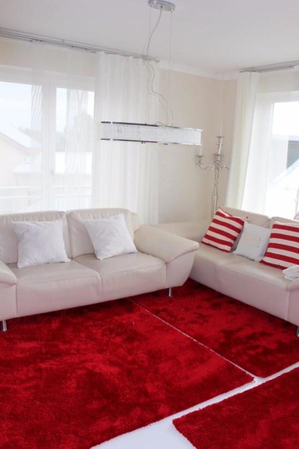 Sitzgarnitur sofa sessel kunstleder in creme in for Sessel quoka
