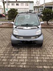 Smart Cabrio for