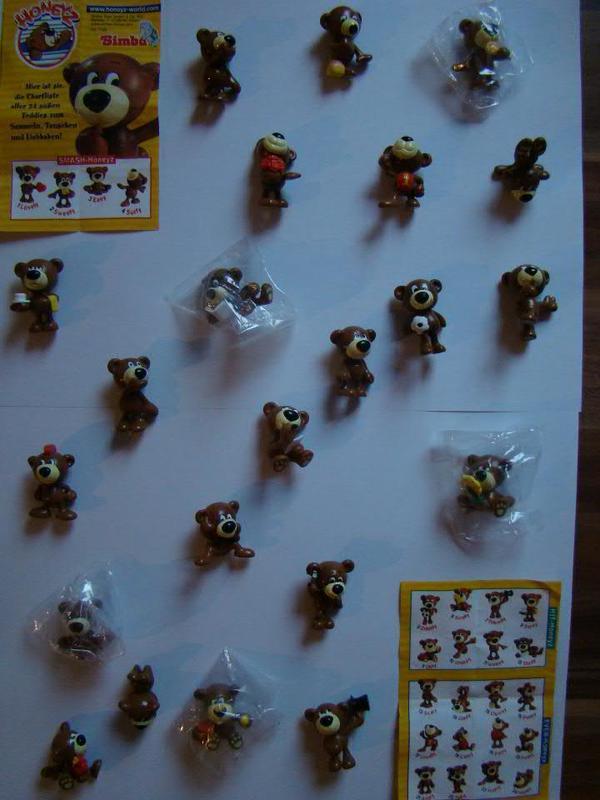 smash honeyz sammel b ren von simba zu verkaufen in. Black Bedroom Furniture Sets. Home Design Ideas