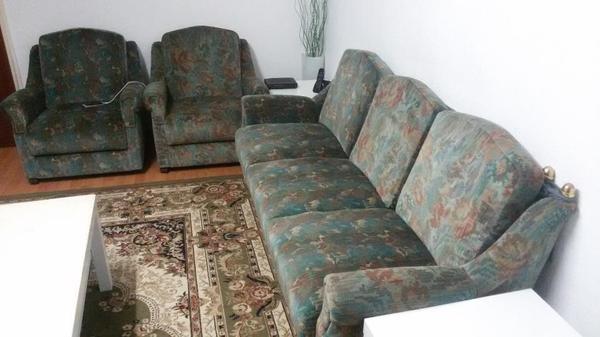 55 . Sofa 2 - Sitzer 4 / Wohnzimmer in Kornwestheim - Polster, Sessel ...
