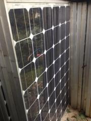 Solar Platten Photovoltaik