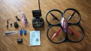 Space Trek Quadcopter