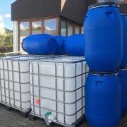 Spannringfässer Container Behälter