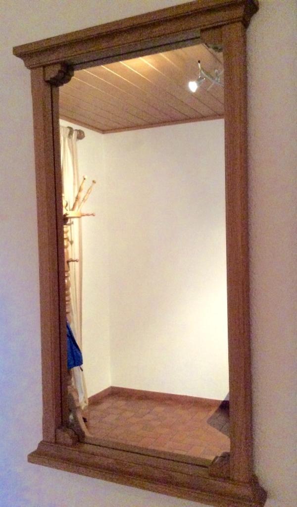 spiegel eiche neu und gebraucht kaufen bei. Black Bedroom Furniture Sets. Home Design Ideas