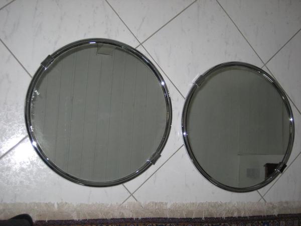 spiegel rund in weingarten bad einrichtung und ger te kaufen. Black Bedroom Furniture Sets. Home Design Ideas