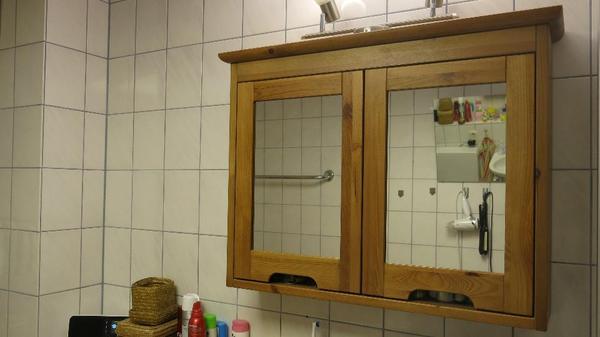 spiegelschrank badschrank freden von ikea ink beleuchtung in germering bad einrichtung und. Black Bedroom Furniture Sets. Home Design Ideas