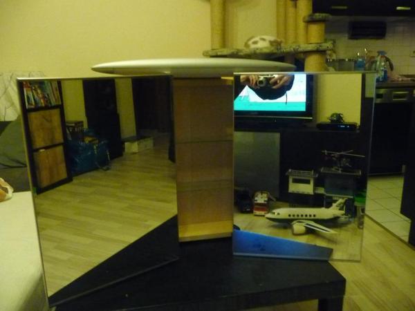 spiegelschrank von ikea in frankenthal bad einrichtung und ger te kaufen und verkaufen ber. Black Bedroom Furniture Sets. Home Design Ideas