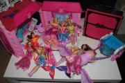 Spielzeug ( Holzküche, Kinderwagen,