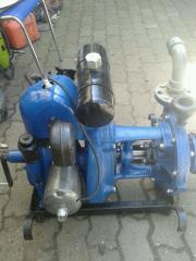 stationärmotor mit pumpe