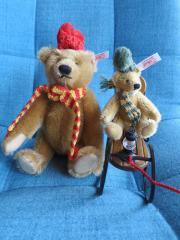 Steiff Teddybär Set