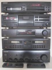 Stereoanlage von Pioneer